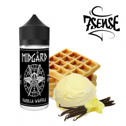 Valhalla : Midgård - Vanilla Waffle (80 ml.)